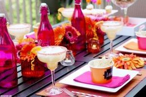 FESTIVE Cinco de Mayo Girl's Night Party + Free Printables! Pizzazzerie.com