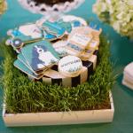 Golf Scotch Bar Wedding Desserts