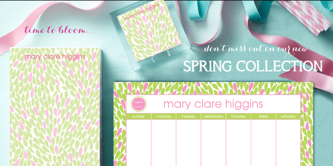Spring Collection at Milo Paper