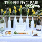 """The Perfect Pair"" Wine + Cheese Bridal Shower!"