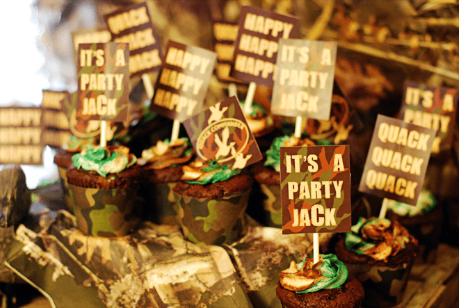 HEY, It's a Duck Dynasty Party!