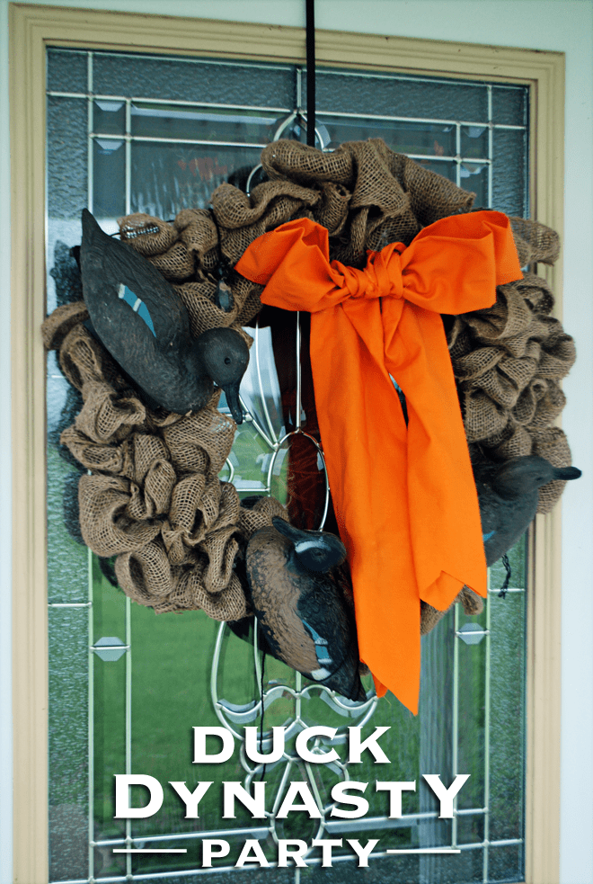 Creative Duck Dynasty Inspired Party Pictures + Inspiration!