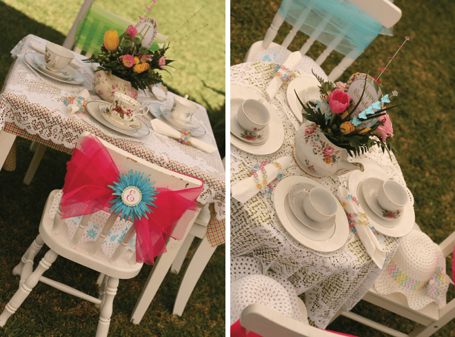 SWEET Garden Tea Party Pictures + Inspiration!
