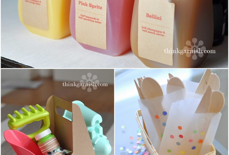 {GIVEAWAY} Add a little GARNISH to your Celebrations!