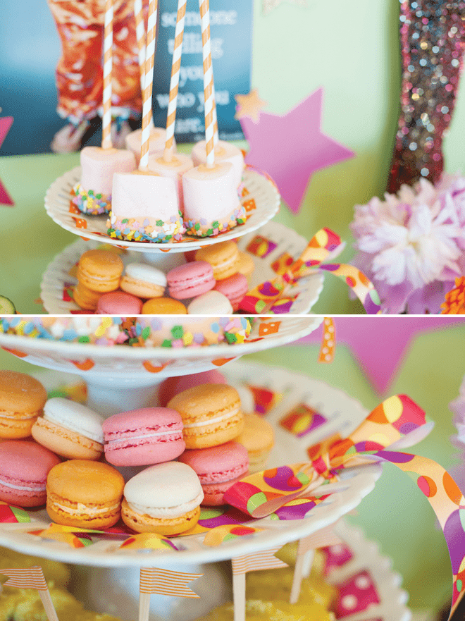 ADORABLE Mini Mogul Party Inspiration + Pictures!
