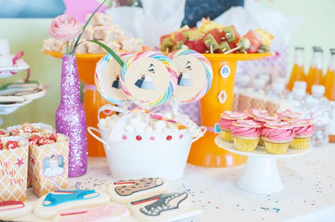 ADORABLE Mini Mogul Party Inspiration + Pictures!