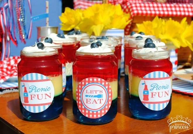 Host a Patriotic Picnic Party!