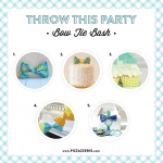 Throw This Party: Bow Tie Bash Inspiration + Free Printable Invitation!