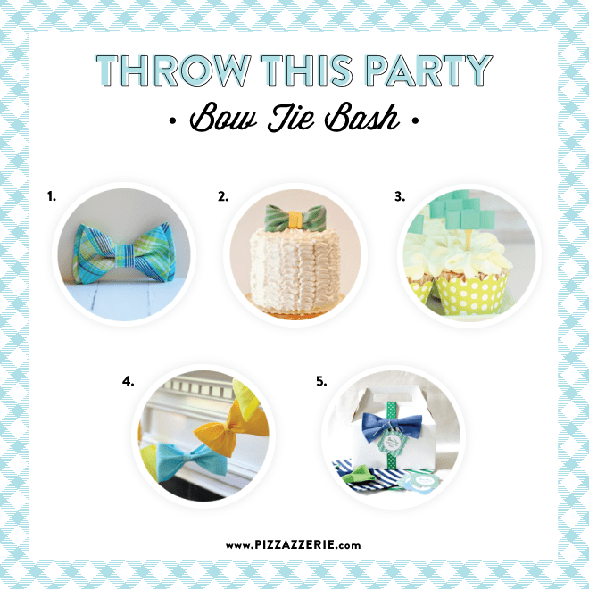 {Freebie} Throw This Party: Bow Tie Bash!