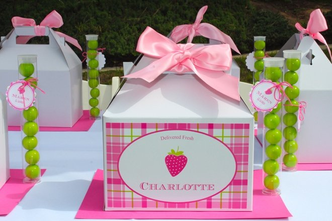 Berry Sweet Strawberry Party Pictures + Inspiration!
