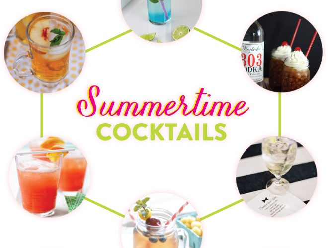 Top 10 Cool + Refreshing Summer Cocktail Recipes