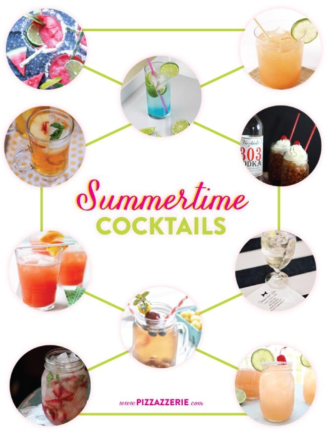 Delicious Summertime Cocktails!