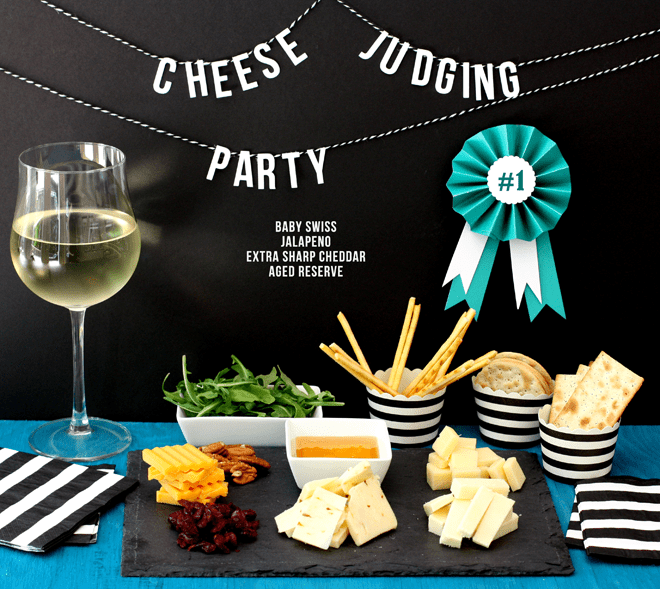 Cheese Judging Party