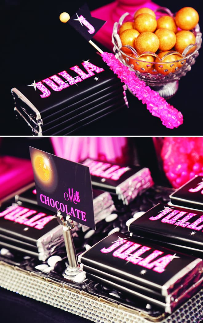 Cute Personalized Chocolate Bars!