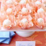 Floral Truffle Favor!