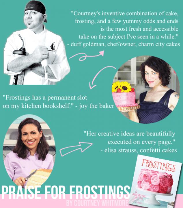 Praise for Frostings