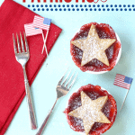{Recipe} Patriotic Strawberry Pies!