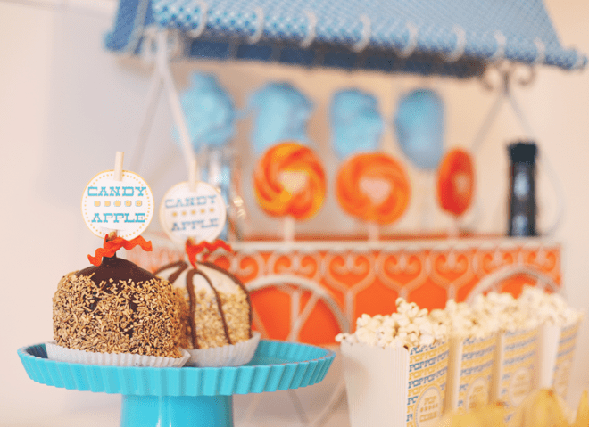 Under the Big Top Circus Party Photos + Inspiration!