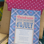 Fabulous Americana Inspiration + Photos for Fourth of July!