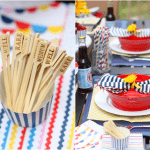Host a Backyard Grilling Party with tips from Pizzazzerie.com