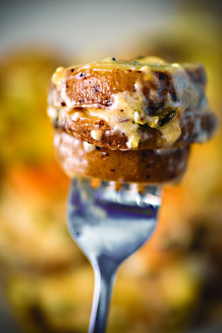 Smoked Potato Casserole Recipe!