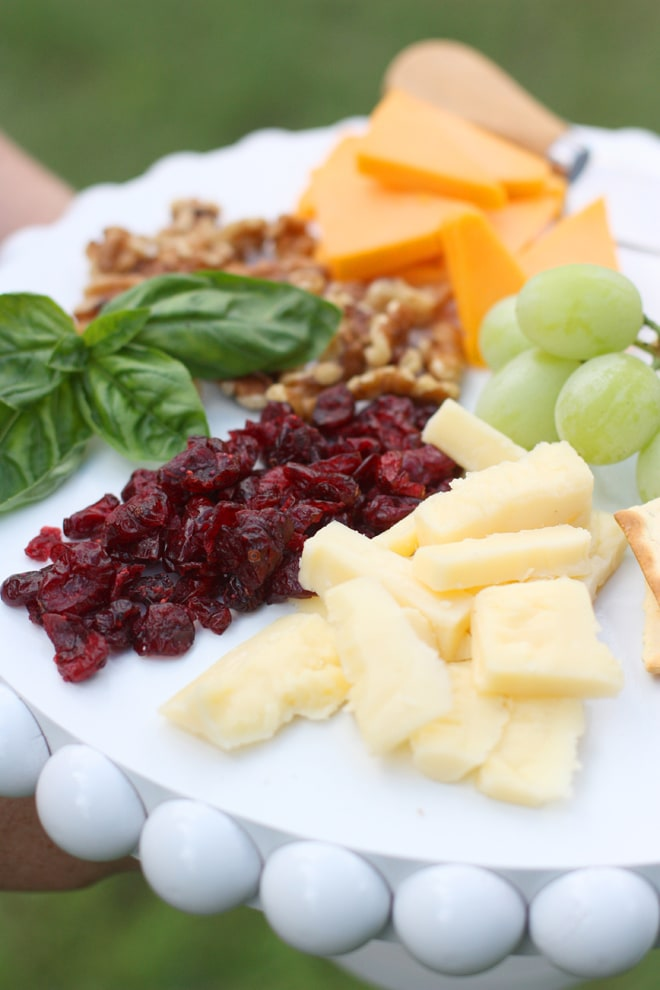 Serve up a stylish cheese plate with these tips from @Pizzazzerie Pizzazzerie.com