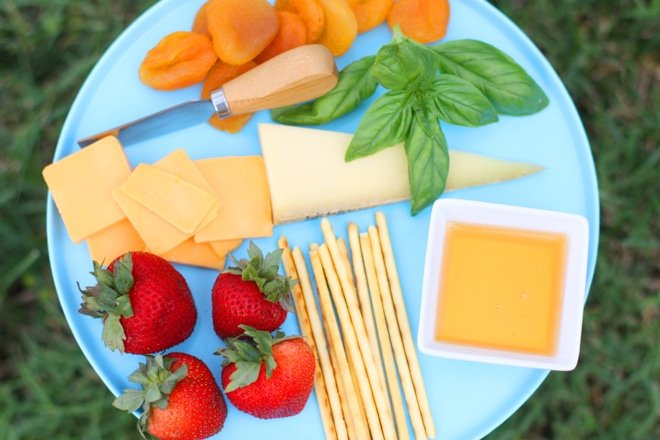Liven up summer with a garden cheese tasting party!