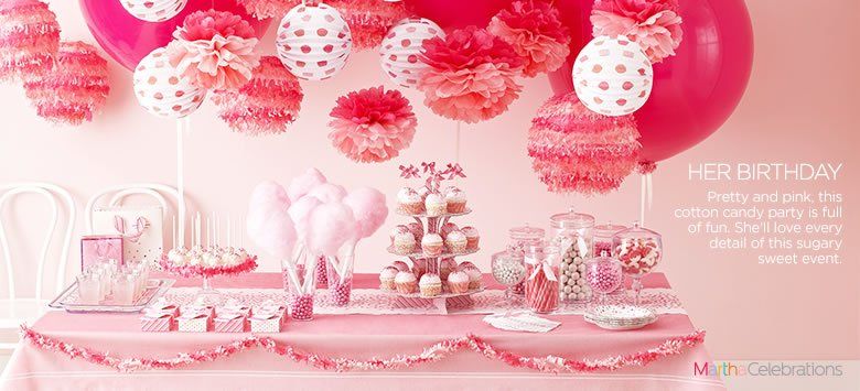 Pink Party!