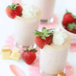 Strawberry Shortcake MILKSHAKE recipe!