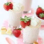 Strawberry Shortcake MILKSHAKE recipe!