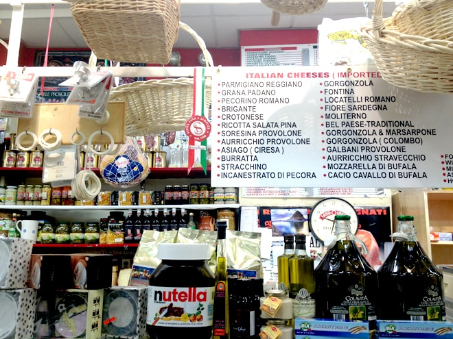 Brooklyn Italian Market