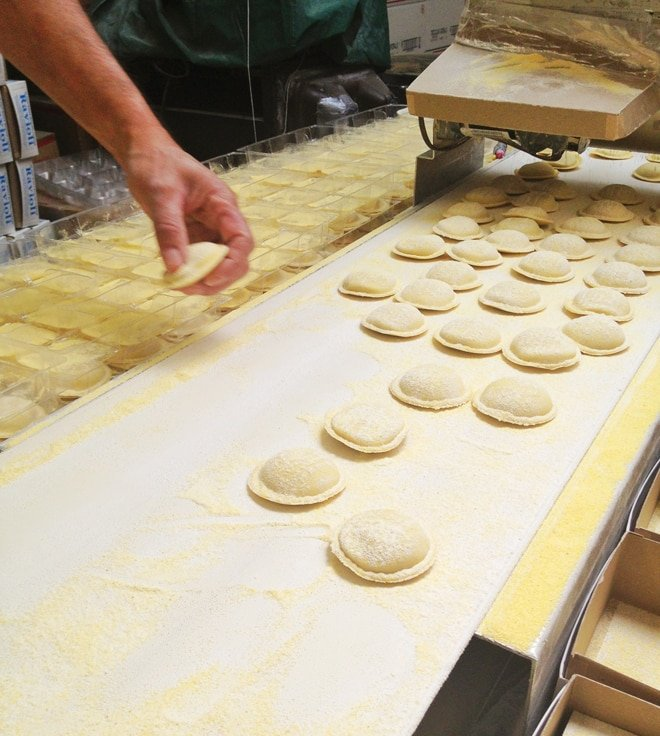 Ravioli Making in NYC