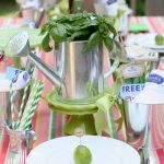 Host a Summer Garden Dinner Party!