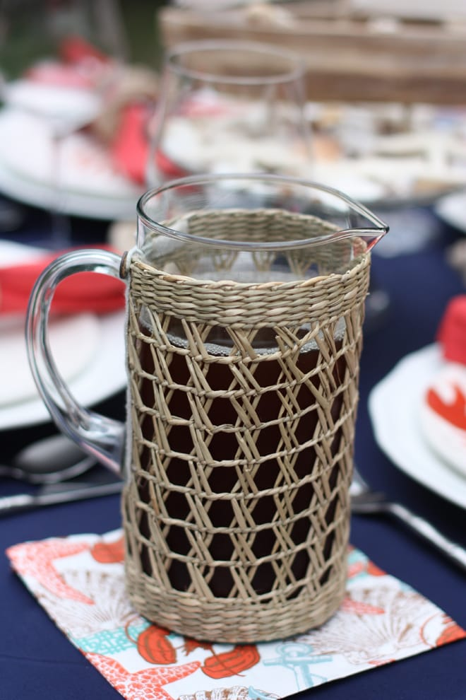 Nautical Pitcher for Party!