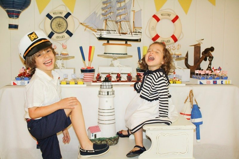 Nautical Themed Brunch Inspiration!