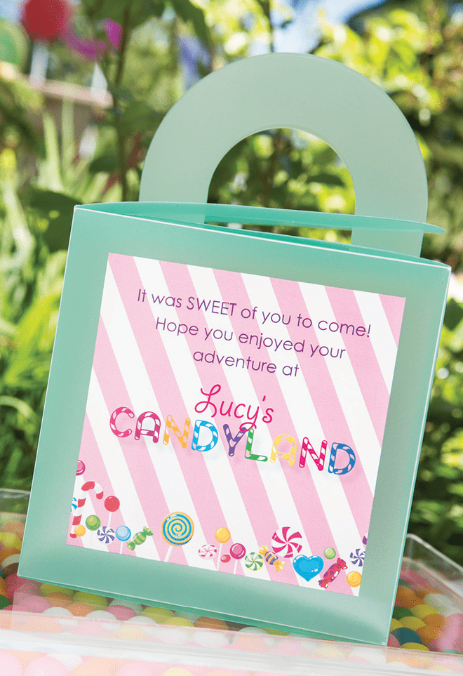 AMAZING Candyland Party Photos + Inspiration!