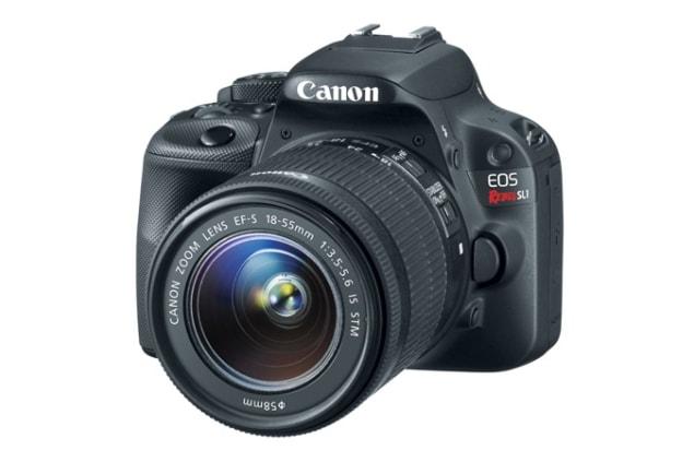 MINI REBEL, win the new Canon SL1 Rebel!