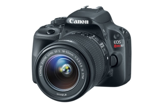 MINI REBEL, win the new Canon SL1 Rebel!