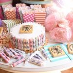"Colorful & Cute ""By The Boardwalk"" Party!"