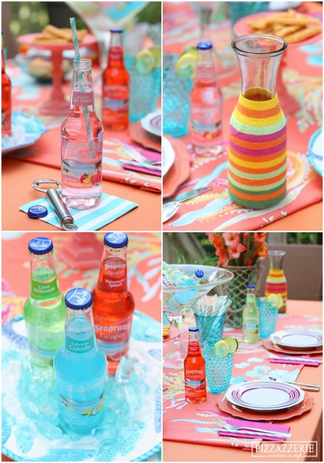 Set a seaside tablescape with this inspiration!