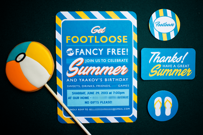 Celebrate Summer with a POOL BASH!