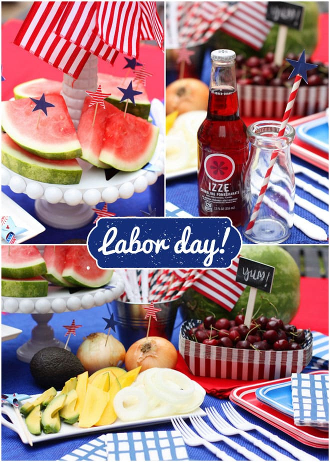 Host a Labor Day Grilling Party!