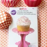 Adorable individual pedastals for cupcakes!