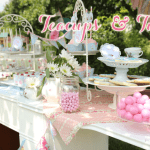 {Party Feature} Teacups & Tutus Birthday Party!
