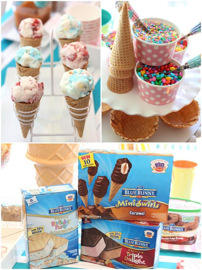 Host an Ice Cream Social Party!