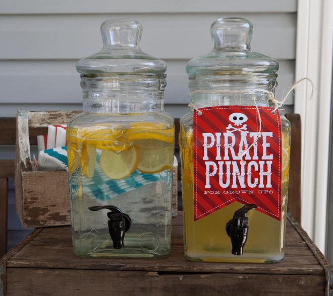 Arggg! Fun Pirate Birthday Party Photos + Inspiration!