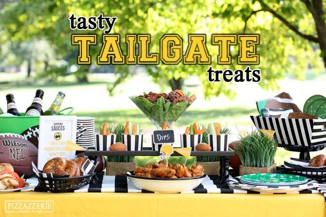 Tasty Tailgate Treats