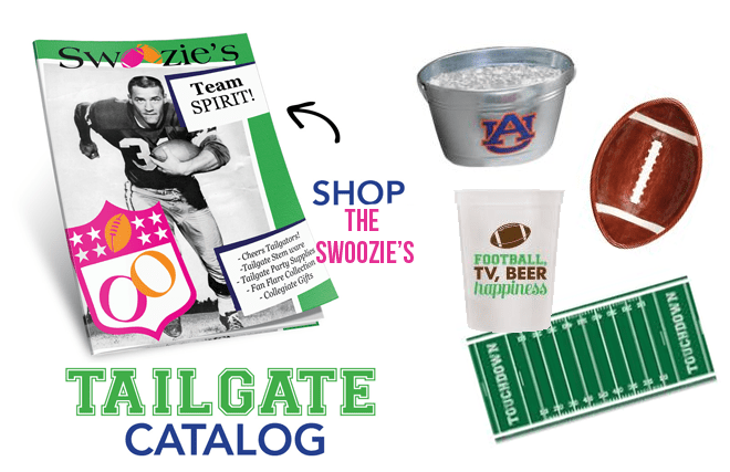 Host a Football Tailgate: Inspiration and Photos!
