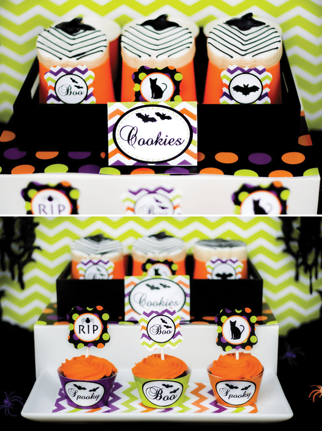 Fun + Festive Halloween Spooktacular Photos + Inspiration!