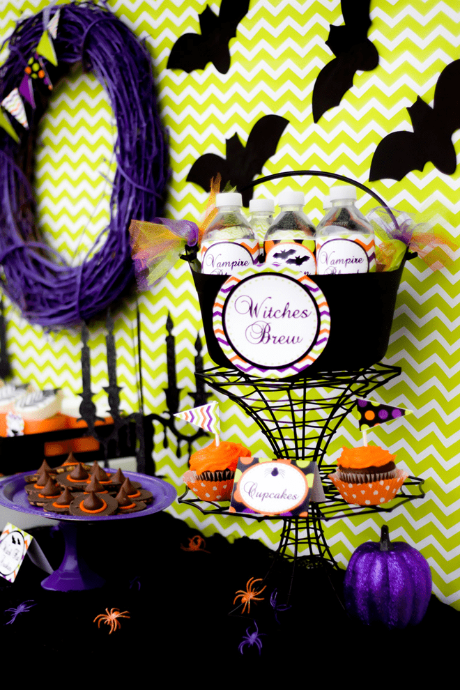 Fun + Festive Halloween Spooktacular Photos + Inspiration!
